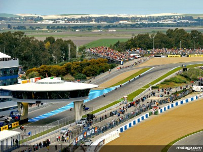 MotoGP majority head to Jerez for final test of 2008