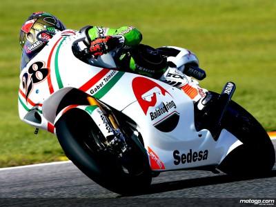 Talmacsi gewöhnt sich weiter beim Balatonring 250er-Team ein