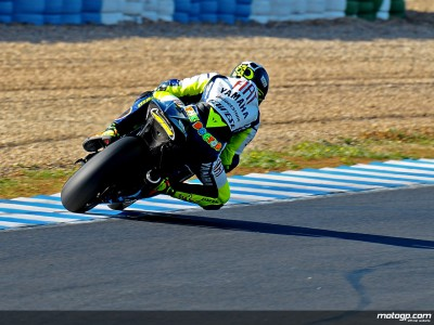 Rossi: `Single-tyre makes equality more of a possibility´