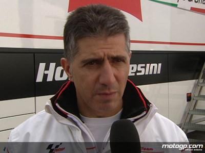 Jimenez: `Motorrad von de Angelis wird 2009 viel besser´