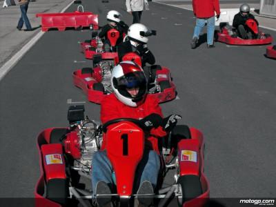 Jorge Martínez y sus pilotos celebraron el Aspar Team Day