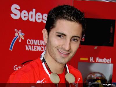 Faubel confía en ser competitivo en 2009