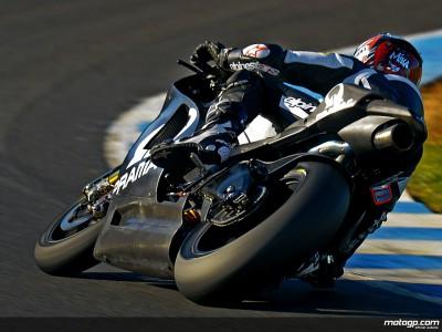 Kallio tra MotoGP e 250