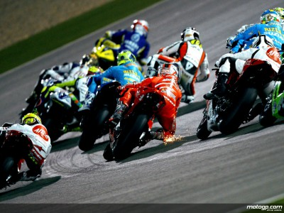 MotoGP 2009 provisional entry list released