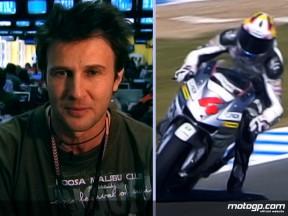 Fahrerlager-Stimmen: Zamagni über die Saison 2008 des Andrea Dovizioso
