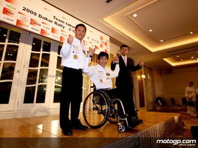 元500ccライダー青木拓磨がダカールラリーに挑戦