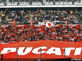 La lineup Ducati 2009