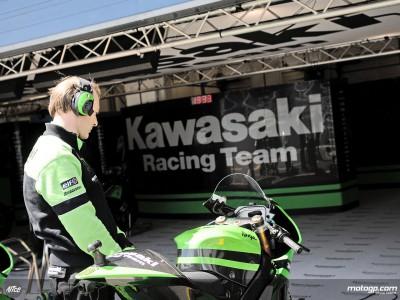 Kawasaki to suspend MotoGP racing activities