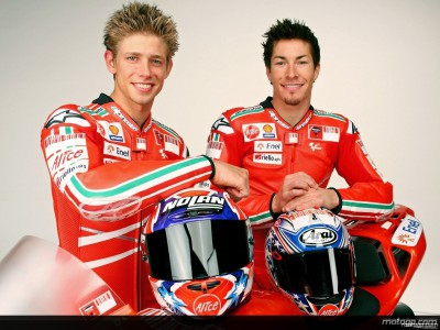 Ducati and Enel renew sponsorship deal until 2010