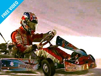 Stoner on top in Ducati-Ferrari showdown