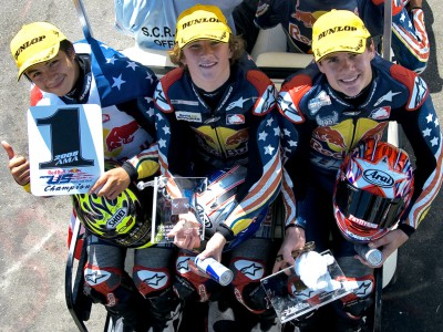 Additional pair join Red Bull MotoGP Rookies Cup