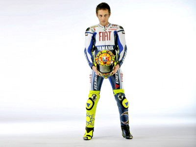 Rossi´s Fiat Yamaha launch Q&A