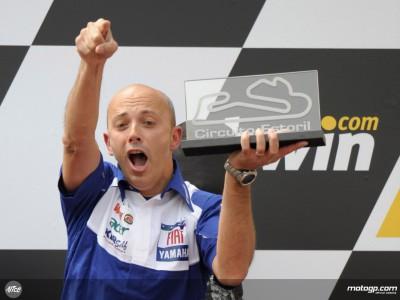 Romagnoli: `Lorenzo aura plus de pression en 2009´