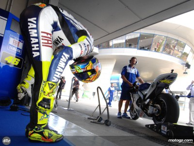 Yamaha introduce cambios sutiles  en 2009