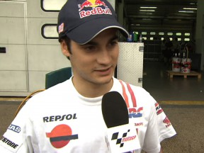 Pedrosa heads home early from Malaysia
