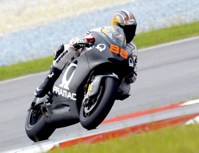 Pramac Racing keep searching for solutions