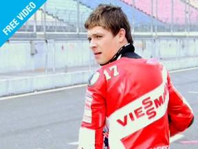 Bradl offiziell für Vissmann Kiefer Racing vorgestellt