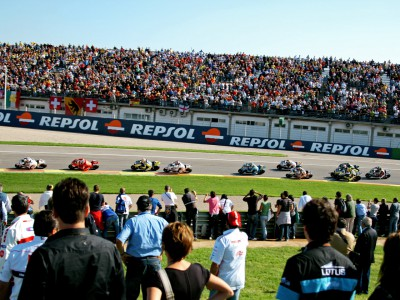 Further 2009 MotoGP tickets go on sale