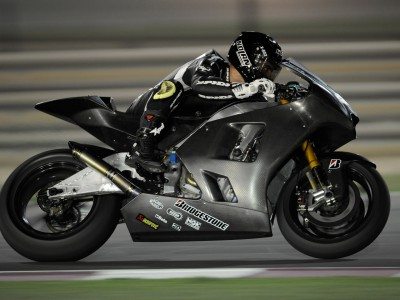 Melandri warns of need for time after Qatar return