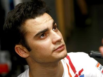 Pedrosa nach Testunfall in Katar verletzt