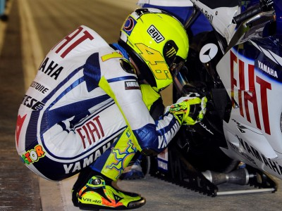 Rossi: 'The bike is a lot better than this time last year'