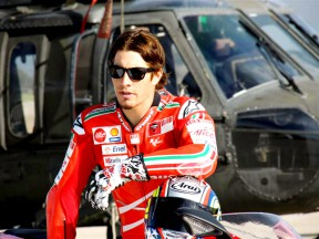 Hayden si 'arruola' per promuovere la sicurezza in moto