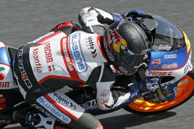 Blusens Aprilia team relishing chance to fight at front