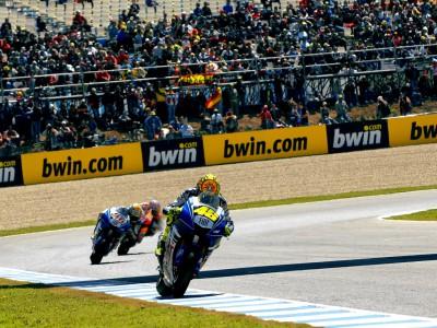 Jerez accueille le dernier test de la pré-saison 2009