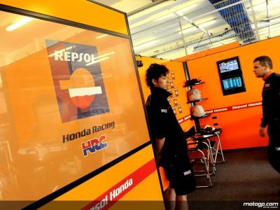 Akiyoshi vai testar pela Repsol Honda em Jerez