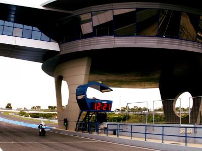 Die kleinen Klassen eröffnen den offiziellen MotoGP Test