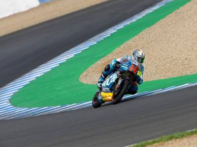 Simon am Mittwoch in Jerez nicht zu stoppen