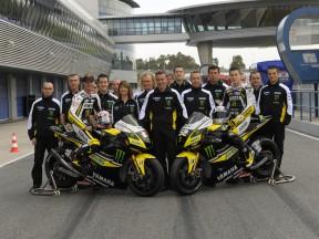 Monster Yamaha Tech3 unveil new livery