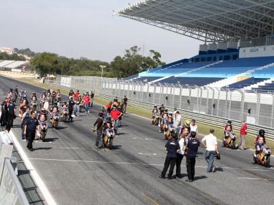 Hiura fastest in Red Bull MotoGP Rookies Estoril test