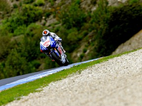 Lorenzo fastest ahead of Sunday's live BMW M Award session