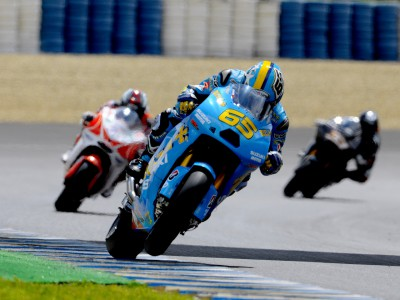 Capirossi and Vermeulen pleased by Jerez results