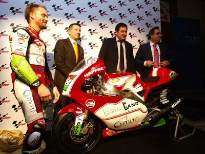 Présentation officielle du Team Balatonring à Budapest