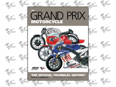 Grand Prix Motorcycle history book released