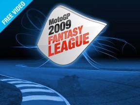 Le choix de Criville pour la Fantasy League MotoGP 2009