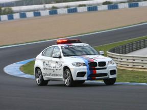 Débuts du safety car BMW X6 M au Qatar