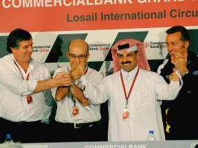 Qatar recibe el premio al 'Mejor Gran Premio de 2008'