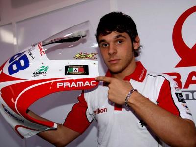 Pramac Racing si mobilita per l'Abruzzo