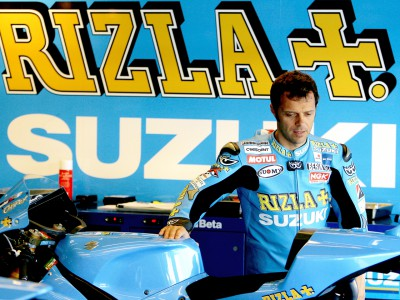 Suzuki looking for improvements on day two