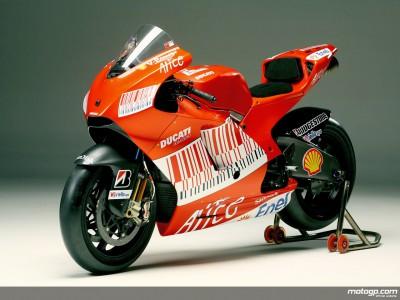 MotoGPマシンガイド: デスモセディチGP9