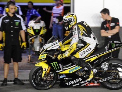 Disappointment for Toseland at Losail