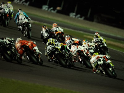 Bridgestone content with Qatar tyre performance