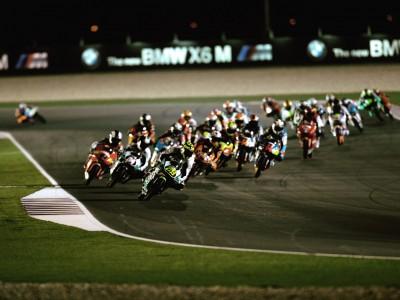 El contingente de 125cc regresa a Japón tras su acortado debut en Qatar