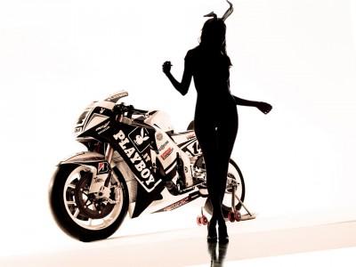 En coulisse avec LCR Honda et Playboy