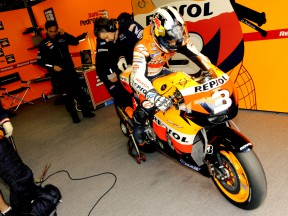 "Pedrosa: ""Unexpected podium will motivate Honda"""