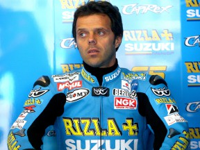 Capirossi dissatisfied with Motegi seventh place