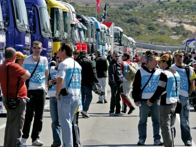 Riders for Health organiza una nueva jornada solidaria en Jerez